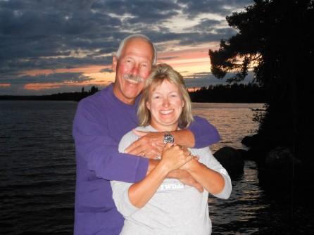 Canada sunset tom and joyce