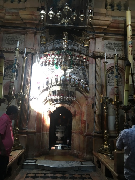 Tomb of Jesus