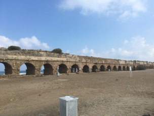 The aqueduct built by Herod the Great.