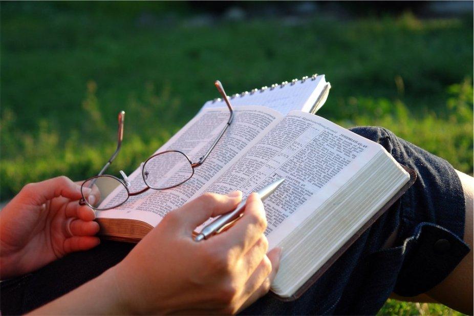 Bible+Reading